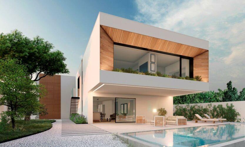 Ampliación de vivienda para unificar preexistencias