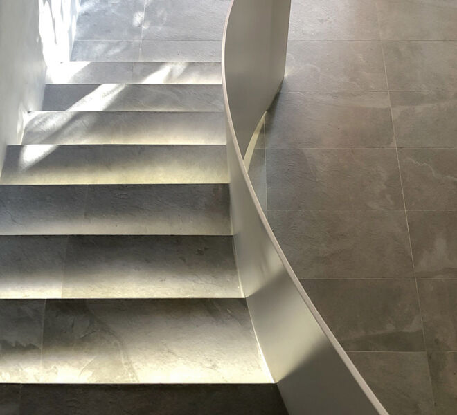 escalera-curva