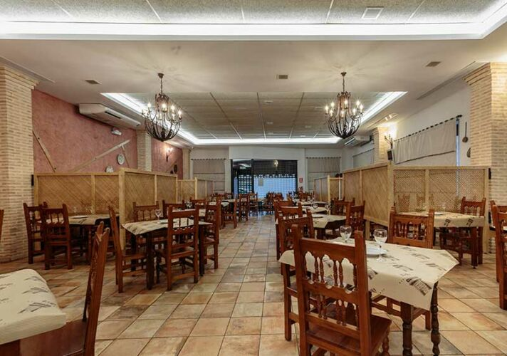 Restaurante que respira tradición